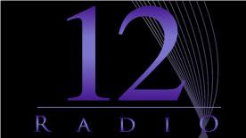 12 radio logo
