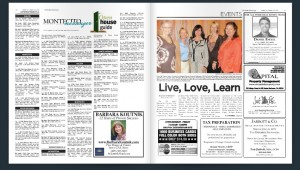 Founder of Empowering Women in Article on Page 19 of Montecito Messenger, March 2012