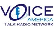Voice America Radio logo