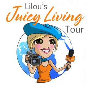 lilou jusicy living tour