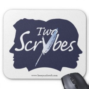 Two Scrybes TV Show - Portsmouth, NH - Michael Berry & Lara Croft interview local authors.