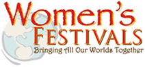 Womens festivals logo