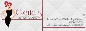 Gerie's Closet screenshot crop