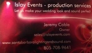 Islay Events logo crop